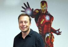 Elon Musk and Iron Man. Главные новости сегодня