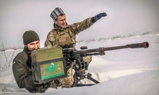 Пулеметчики. Донбасс, Украина. Главные новости сегодня