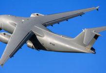 Военный транспортный самолет Ан-178, Украина. Главные новости сегодня