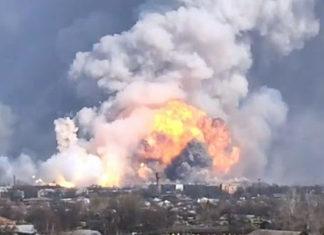Балаклея. Взрывы на военном складе. Главные новости сегодня