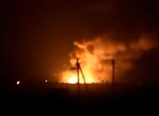 Балаклея. Взрывы на складах боеприпасов. Главные новости сегодня