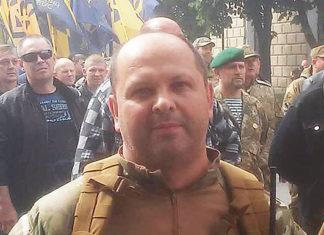 Олег Черкашин, позывной Испанец, ветеран АТО. Главные новости сегодня