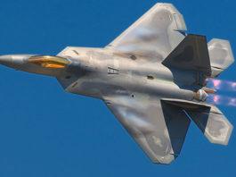 F-22 Raptor. Главные новости сегодня