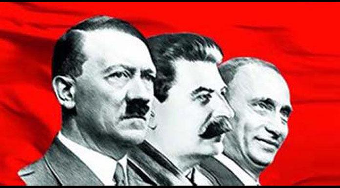 Гитлер, Сталин и Путин. Главные новости сегодня