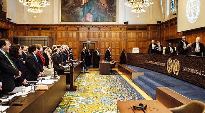 Международный суд ООН, Гаага. Главные новости сегодня