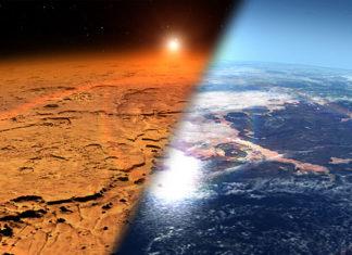 Каким может быть Марс. Главные новости сегодня