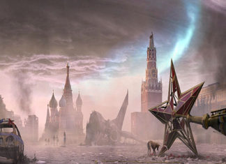 разрушенная Москва. Главные новости сегодня