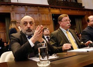 Представители РФ в Гааге. Главные новости сегодня