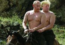 Трамп и Путин. Главные новости сегодня