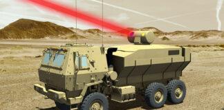 Боевой армейский лазер на автомобильном шасси. Главные новости сегодня