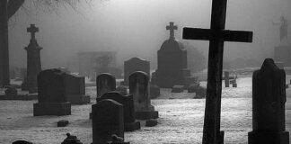 кладбище. Главные новости сегодня
