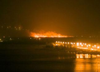 Пожар под Киевом. Главные новости сегодня