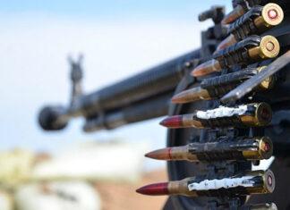 крупнокалиберный пулемет ДШК. Главные новости сегодня