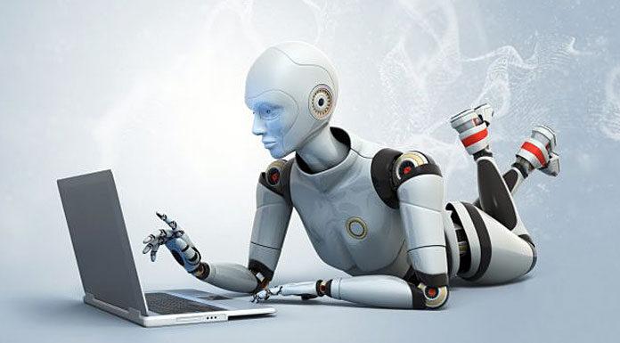 робот. Главные новости сегодня