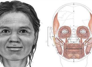 Тайская женщина 13 тысяч лет назад. Главные новости сегодня