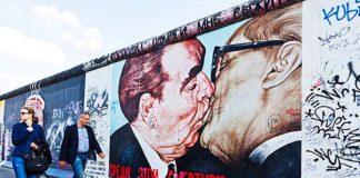 Берлинская стена. Главные новости сегодня