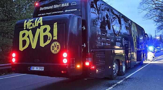 взрыв у автобуса ФК Боруссия. Главные новости сегодня