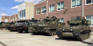 британская бронетехника в Эстонии. Главные новости сегодня
