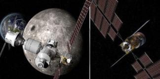 Deep Space Gateway. Главные новости сегодня