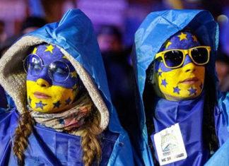 Евромайдан, макияж. Euromaidan. Главные новости сегодня