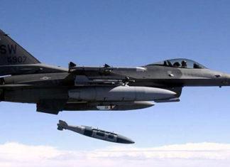F-16 c B61-12. Главные новости сегодня