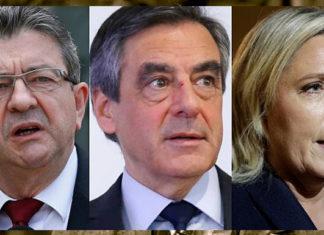 Меланшон, Фийон и Ле Пен – путинские кандидаты. Главные новости сегодня