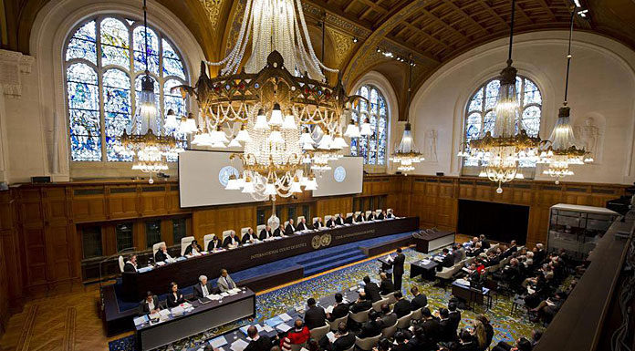 Международный суд ООН в Гааге. Главные новости сегодня