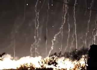 зажигательные бомбы в Сирии. Главные новости сегодня