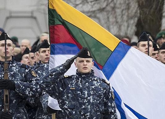литовская армия, Mindaugas Kulbis/AP. Главные новости сегодня