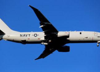Navy P-8A Poseidon 168440. Главные новости сегодня
