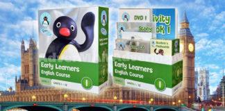 Pingu's English. Английский язык для детей, мультимедийный курс. Главные новости сегодня