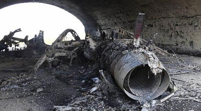 Сирия, Шайрат. Главные новости сегодня