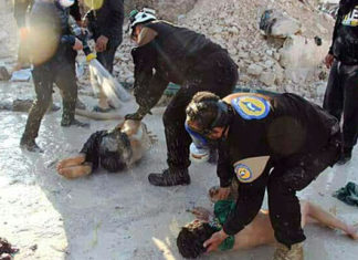 Сирия, дети, химоружие. Главные новости сегодня