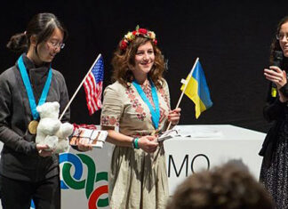 Ольга Шевченко, первое место Европейской математической олимпиады. Главные новости сегодня