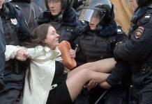 Протест в России. Главные новости сегодня. Новости Украины, Европы и мира. HeadNews