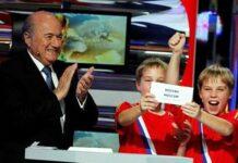 ФИФА, ЧМ-2018, коррупция. Главные новости сегодня. Новости Украины, Европы и мира. HeadNews