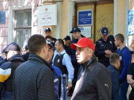 Николаев. Конфликт АТОшников с афганцами. Главные новости Украины сегодня без цензуры