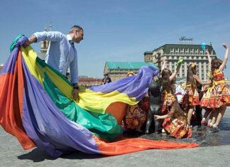 Кличко открывает Почтовую площадь. Киев. Главные новости сегодня