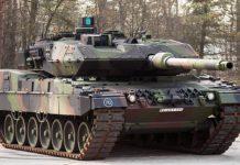 Танк Леопард-2А7, Германия. Главные новости Украины сегодня без цензуры