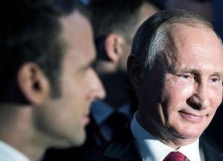 Макрон и жаба Путин. Главные новости Украины сегодня без цензуры
