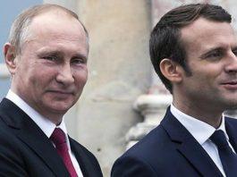 нечто Путин и человек Макрон. Главные новости Украины сегодня без цензуры