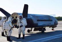 X-37B. Главные новости сегодня