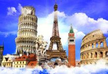 Европа, туризм. Главные новости Украины сегодня без цензуры
