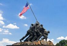 знамя победы на Иводзиме. Майкл Стренк. Главные новости сегодня