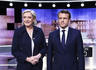 Ле Пен и Макрон. Франция, выборы, дебаты. Главные новости сегодня
