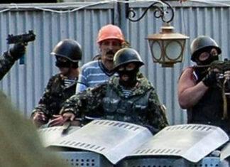Путинские террористы. Украина, Одесса, 2 мая 2014 г. Главные новости сегодня