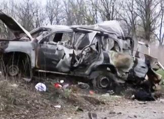 Путинисты подорвали автомобиль ОБСЕ. Главные новости сегодня