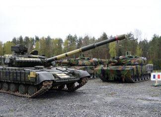 Украинские танки Т-64БВ в Германии на The Strong Europe Tank Challenge. Главные новости сегодня