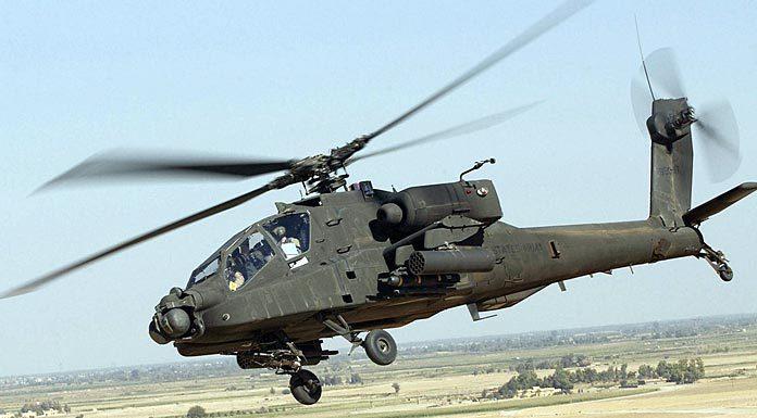 вертолет AH-64 Apache. Главные новости Украины сегодня без цензуры