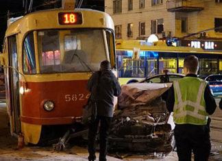 ДТП трамвай и Барна. Главные новости Украины сегодня без цензуры
